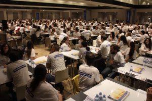Participantes del campeonato nacional puzzles