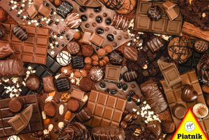 Puzzle Piatnik Chocolates de 1000 Piezas