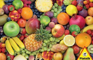 Puzzle Piatnik Frutas de 1000 Piezas