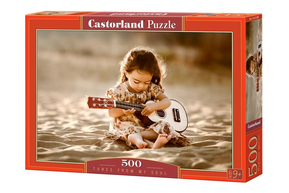 Puzzle Castorland Melodías de mi Alma de 500 Piezas