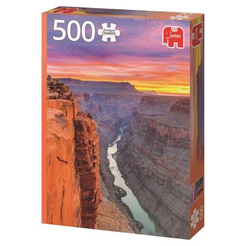 Puzzle Jumbo Gran Cañon del Colorado de 500 Piezas