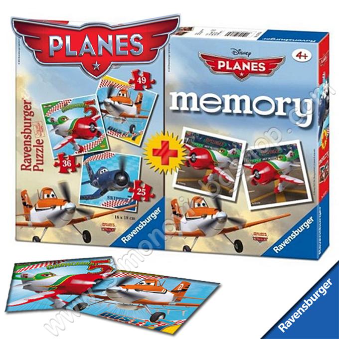 Aviones  25+36+49 + Memory