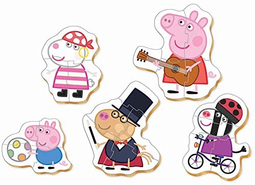 Baby Puzzles Peppa Pig 2