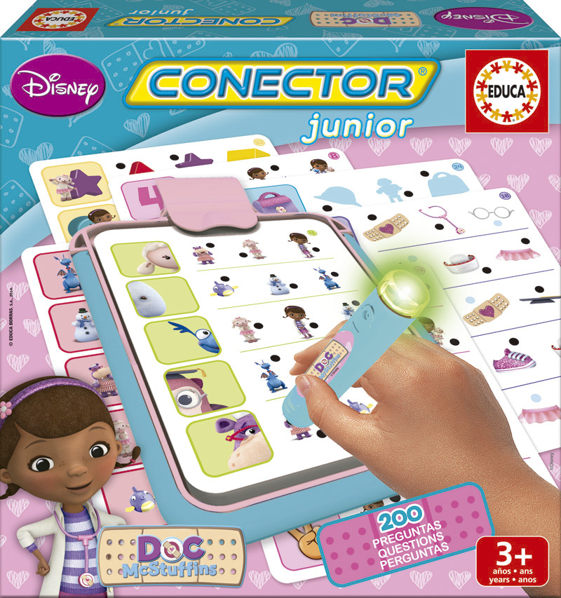 Conector Doctora Juguetes