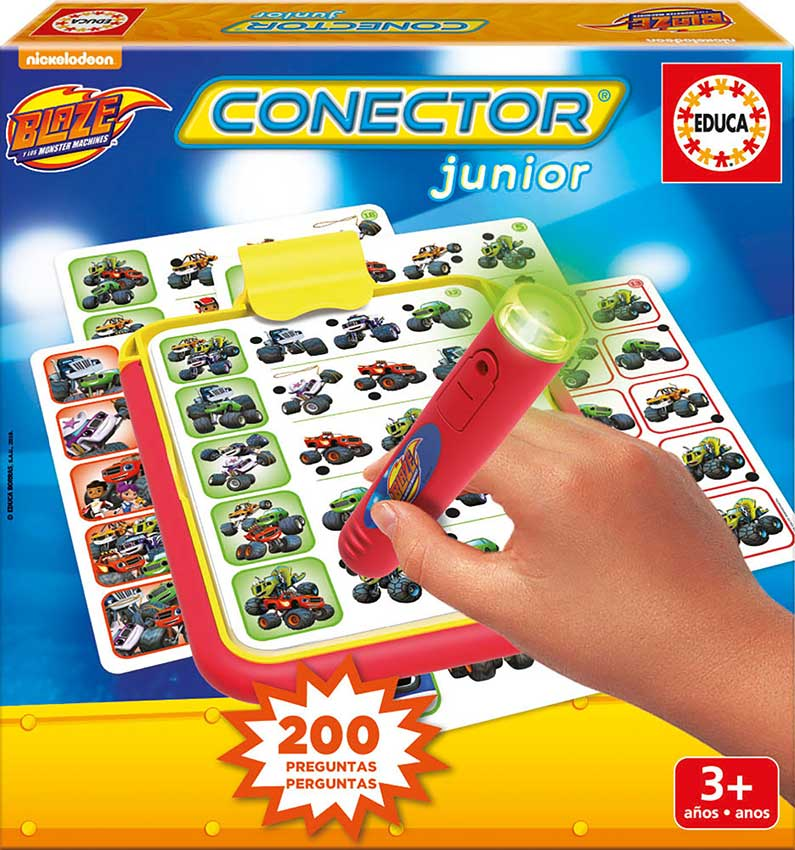 Conector Junior Educa  Blaze