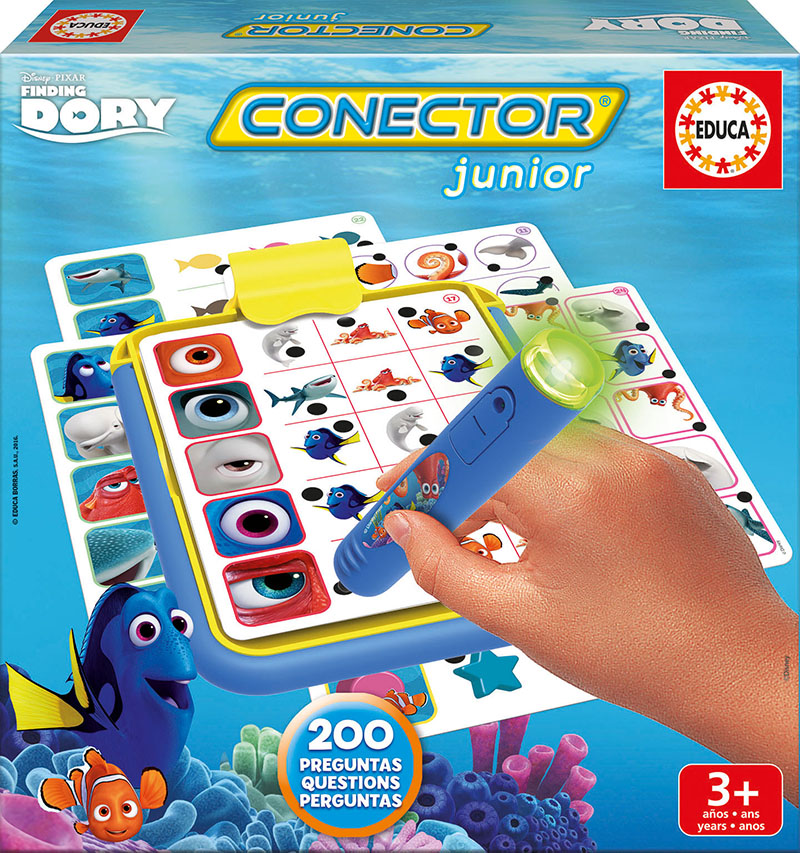 Conector Junior Educa  Buscando a Dory