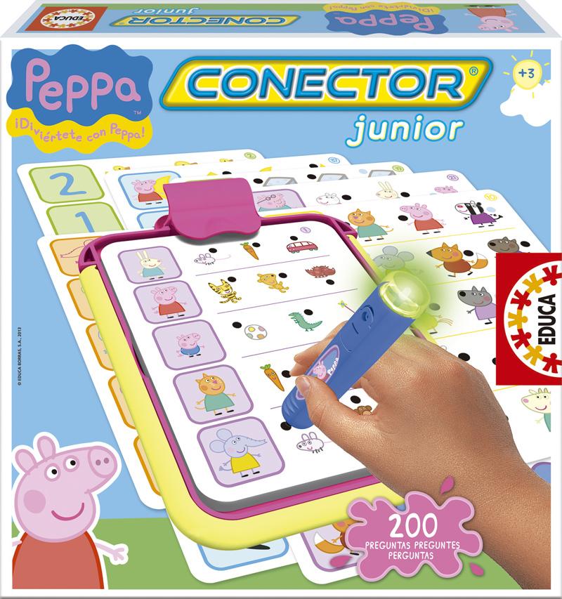 Conector Peppa Pig
