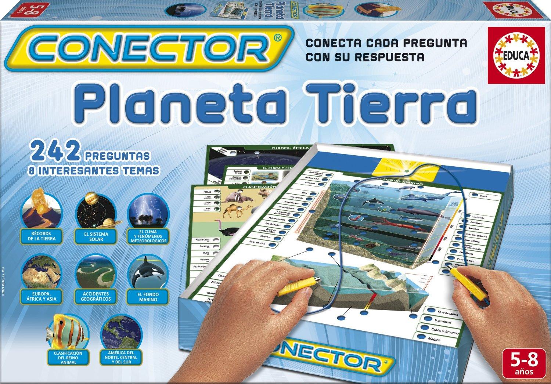 Conector Planeta Tierra