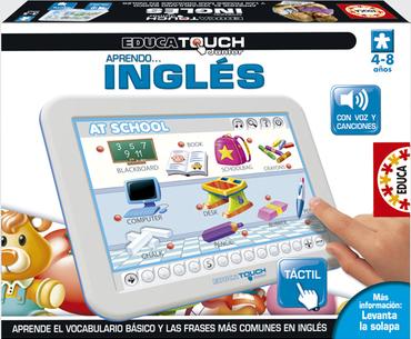 Educa Touch Junio Aprendo Inglés