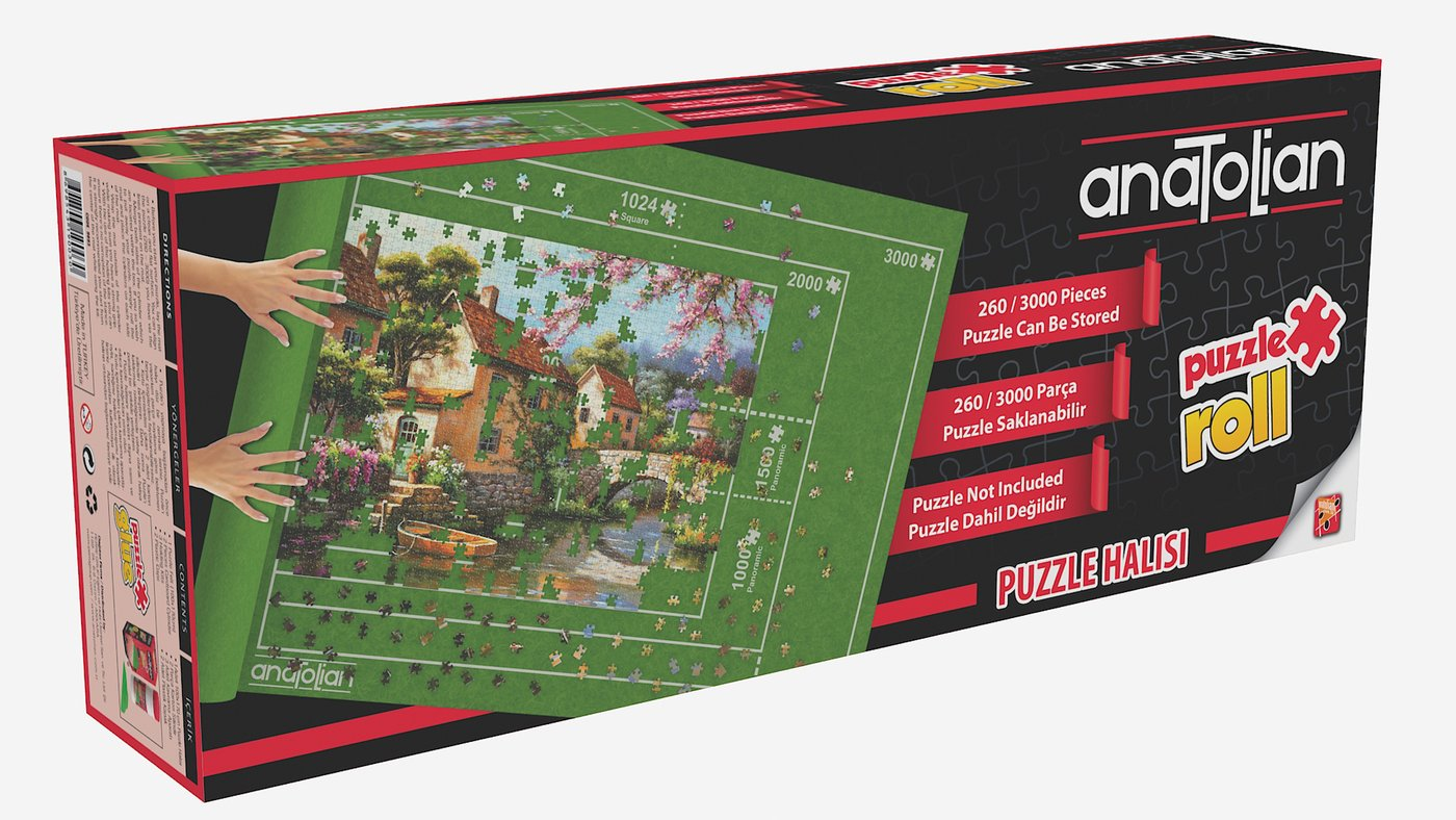 Guarda Puzzle Anatolian 500-3000 Piezas