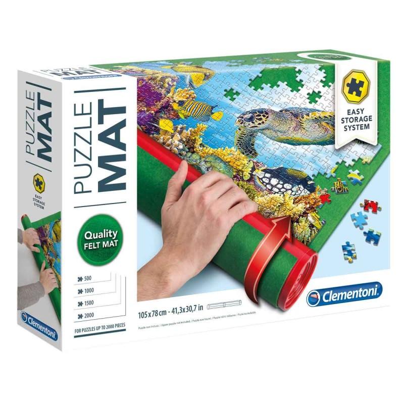 Guarda Puzzles Clementoni 500-2000 Piezas