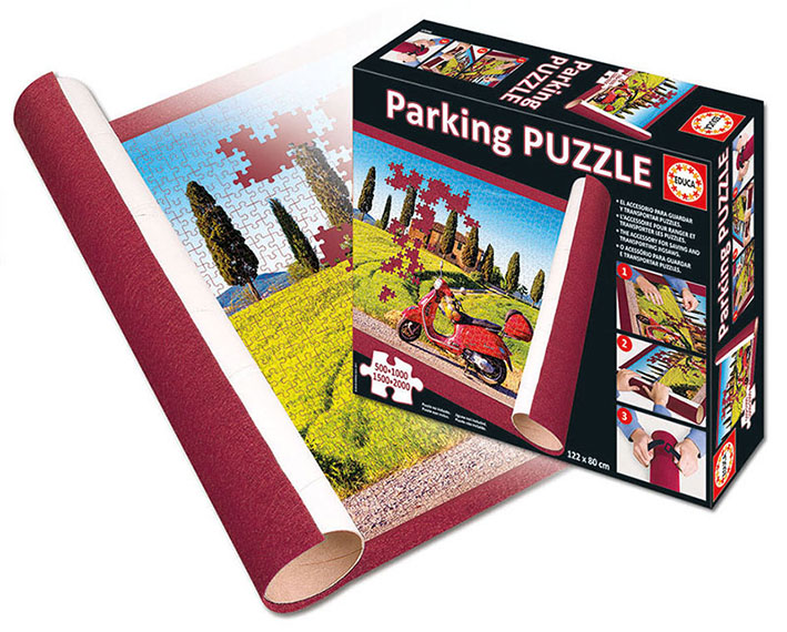 Guarda Puzzles Educa Borras