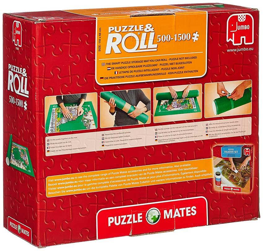 Guarda Puzzles Jumbo 500-1500 Piezas