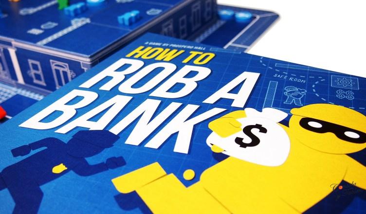 Juego de Mesa Jumbo Cómo Robar un Banco