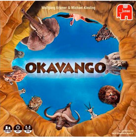 Juego de Mesa Jumbo Okavango