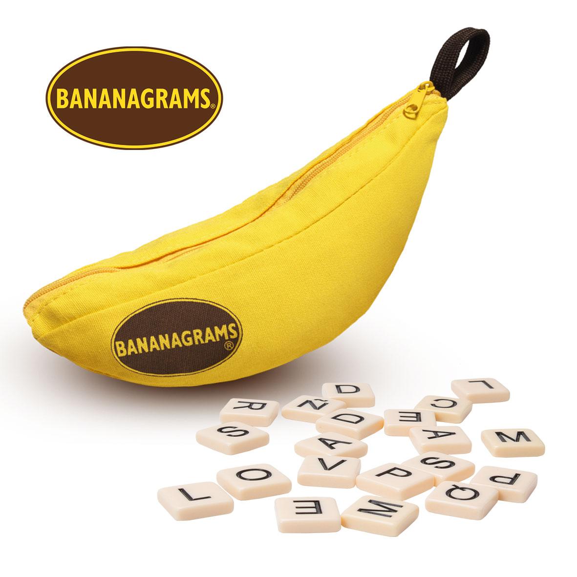 Juego de Mesa Lúdilo Bananagrams