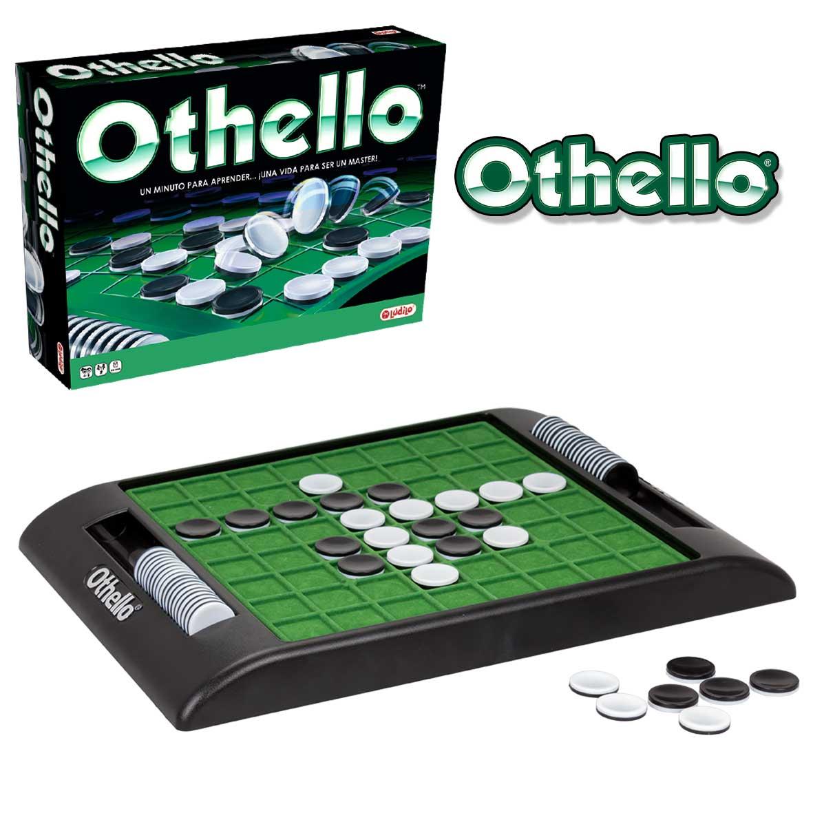 Juego de Mesa Lúdilo Othello