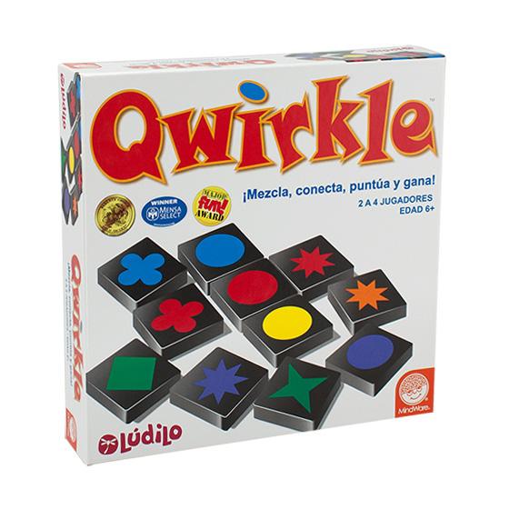 Juego de Mesa Lúdilo Qwirkle