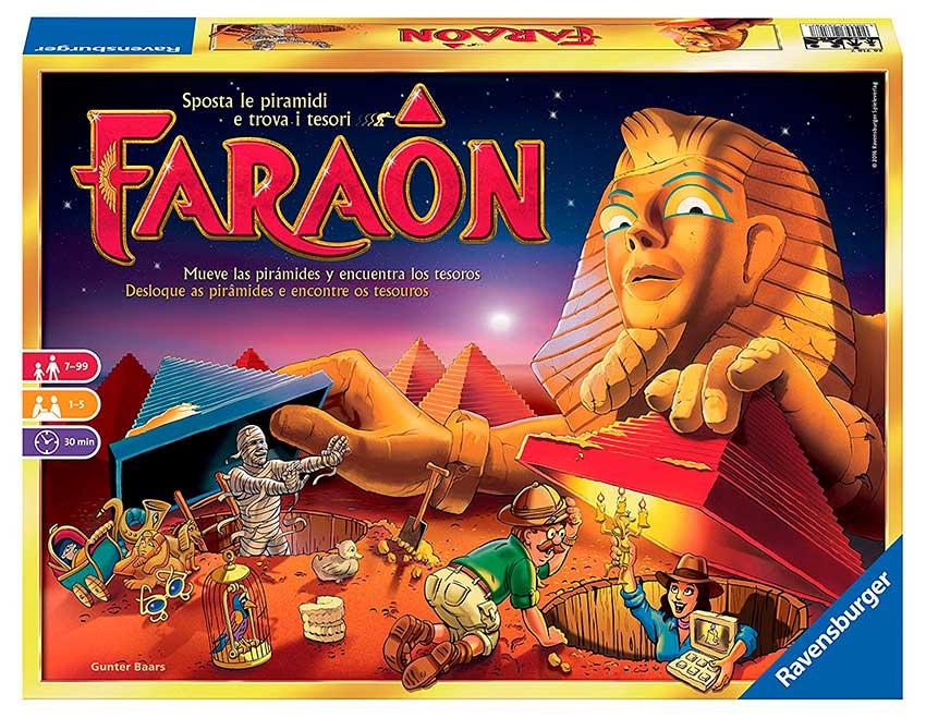 Juego de Mesa Ravensburger El Faraón