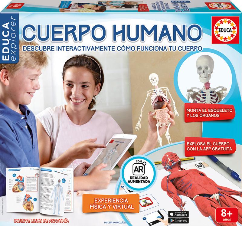 Juego Educa Cuerpo Humano APP