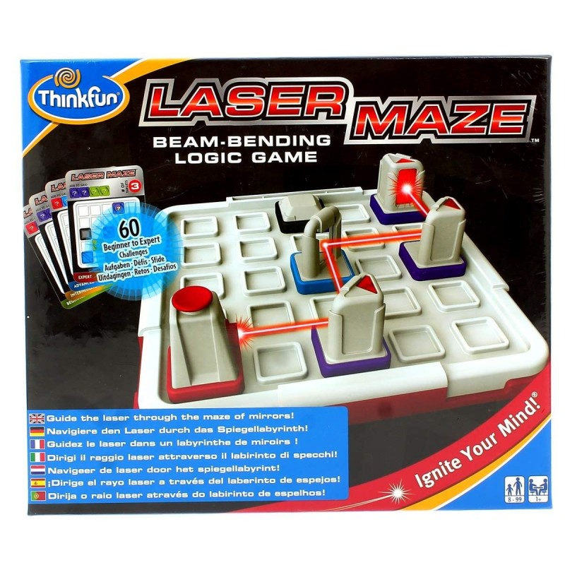 Juego Educativo Think Fun Laser Maze