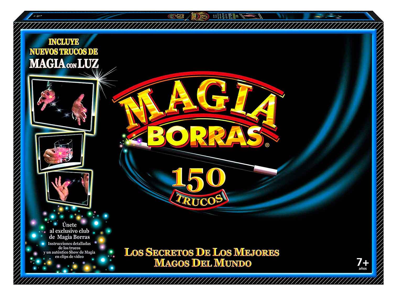 Juego Magia Borrás con Luz de 150 Trucos
