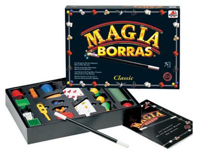 Magia Borrás Clasica 100 Trucos
