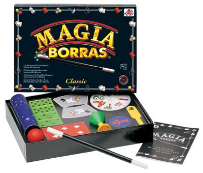 Magia Borrás Clasica 50 Trucos