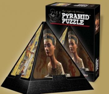 Pirámide de Egipto, 3D 504 Piezas