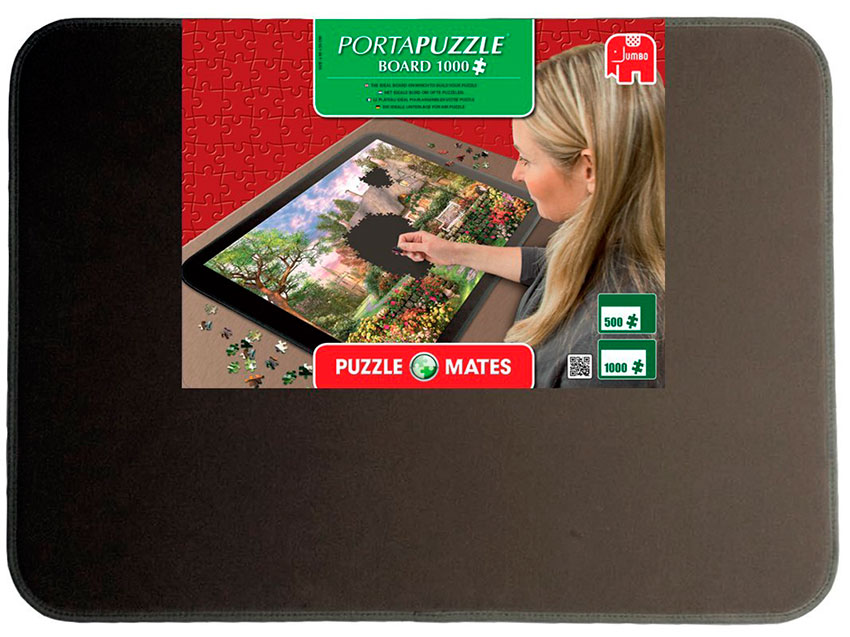 Portapuzzle Board Jumbo 500-1000 Piezas