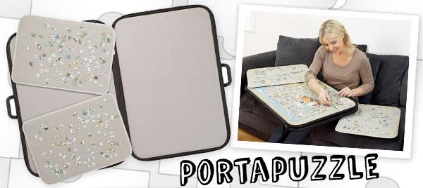Portapuzzle Deluxe Jumbo 500-1000 Piezas