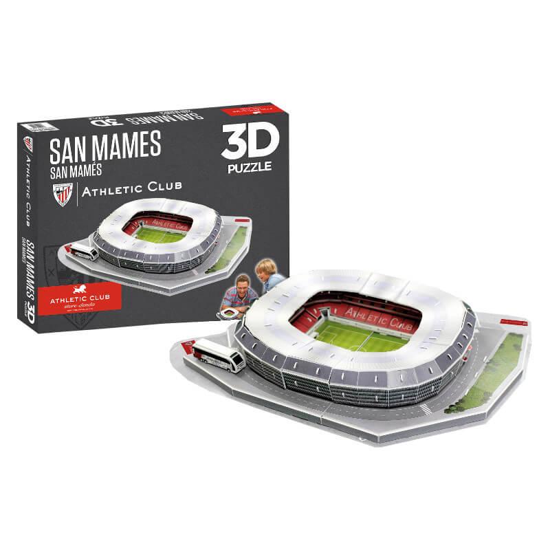 Puzzle 3D Estadio San Mamés Athletic Club de Bilbao