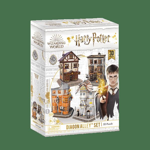 Puzzle 3D World Brands Harry Potter Callejón Diagón