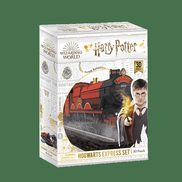 Puzzle 3D World Brands Harry Potter Expreso de Hogwarts