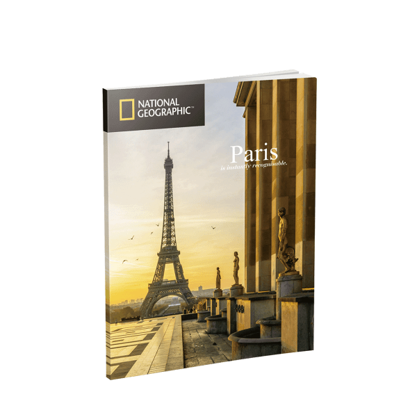 Puzzle 3D World Brands Notre Dame (National Geographic)