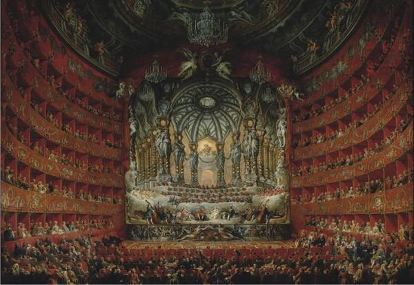 Puzzle Anatolian Actuación en el Teatro Argentina de 2000 Piezas