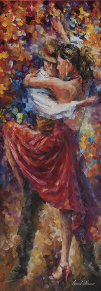 Puzzle Anatolian Bailemos un Tango 1000 Piezas