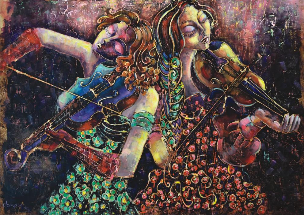 Puzzle Anatolian Concierto de Violín de 1500 Piezas