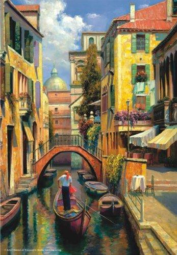 Puzzle Anatolian Domingo en Venecia de 500 Piezas