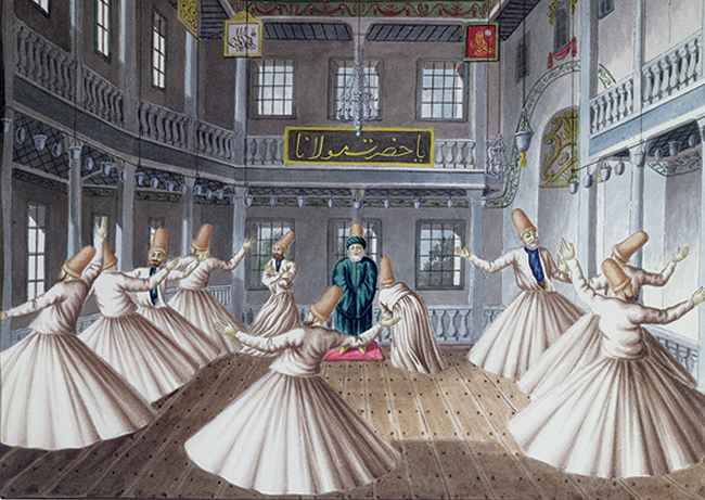 Puzzle Anatolian El Baile de 1500 Piezas