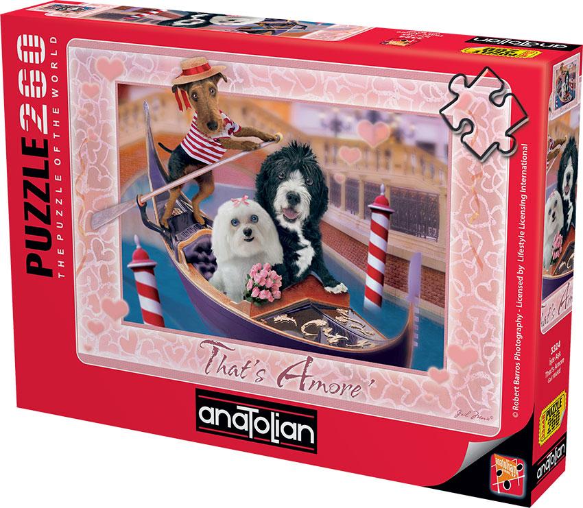 Puzzle Anatolian Esto es Amor de 260 Piezas