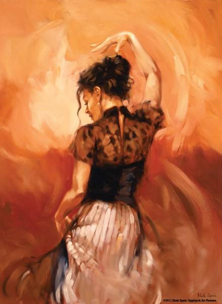 Puzzle Anatolian Flamenco de 1000 Piezas