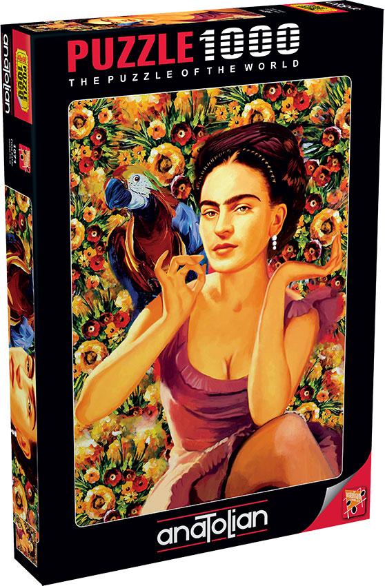 Puzzle Anatolian Frida Khalo de 1000 Piezas