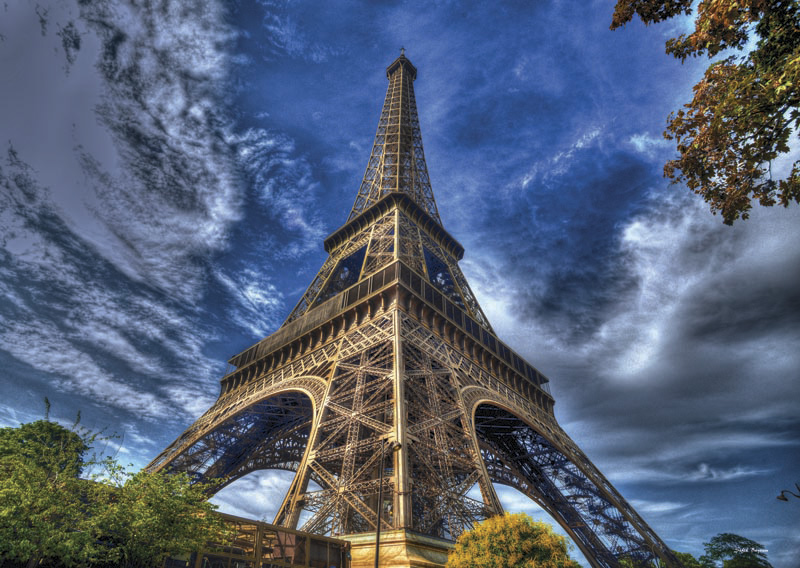 Puzzle Anatolian La Torre Eiffel, París de 3000 Piezas