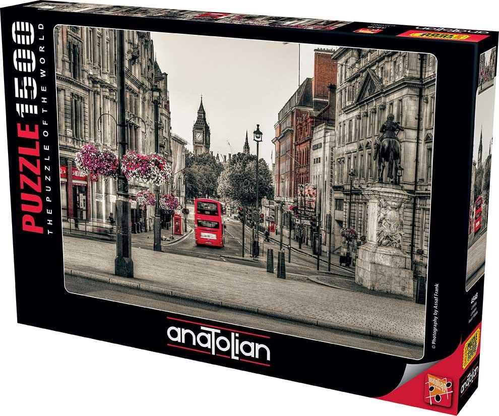 Puzzle Anatolian Londres de 1500 Piezas