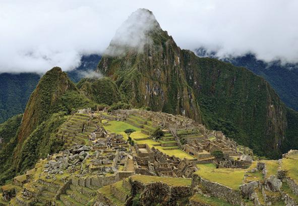 Puzzle Anatolian Machu Picchu de 2000 Piezas