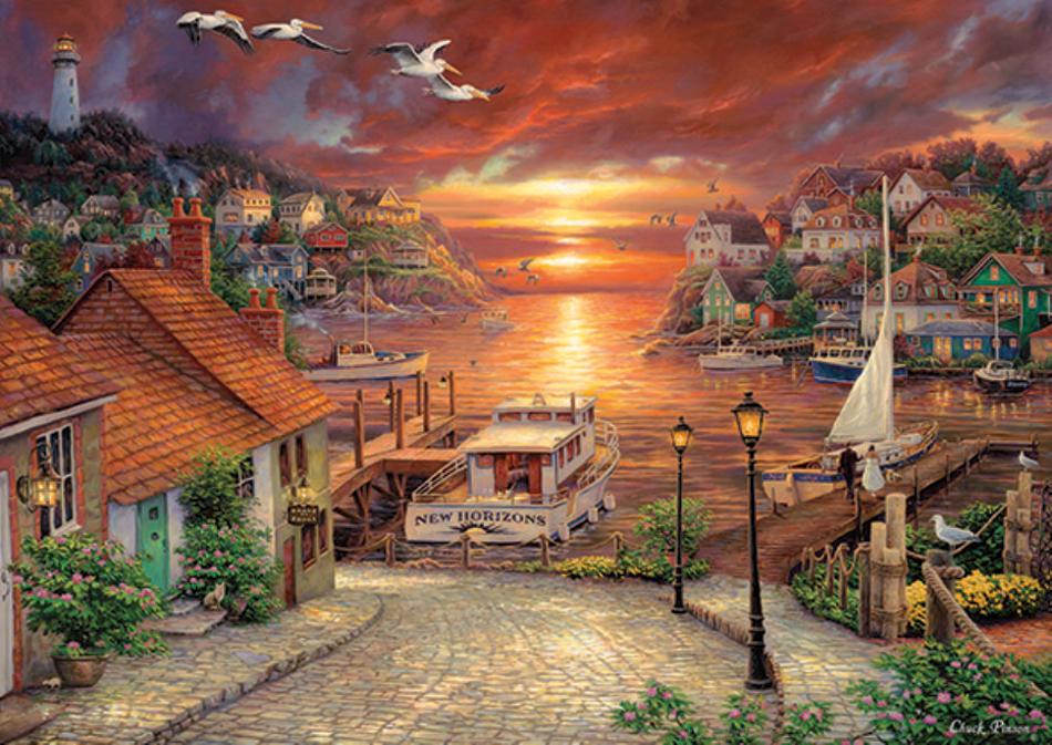Puzzle Anatolian Nuevo Horizonte de 1500 Piezas