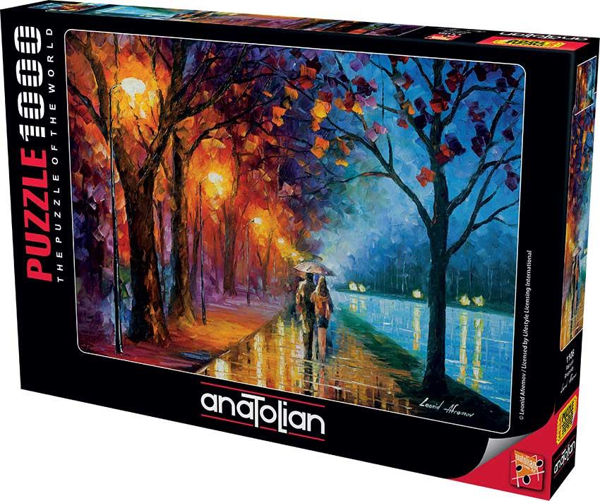 Puzzle Anatolian Rhapsody, Paseo en el Crepúsculo 1000 Piezas