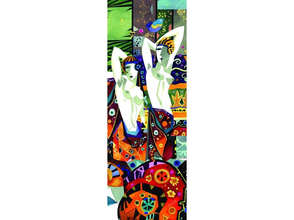 Puzzle Art Puzzle Atrevido de 1000 Piezas