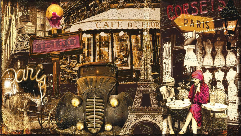 Puzzle Art Puzzle Calle de París de 1000 Piezas